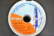 BroxxLine High end monofile Angelschnur 2800m 0,20mm